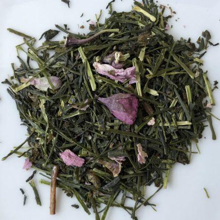 Organic Sakuracha