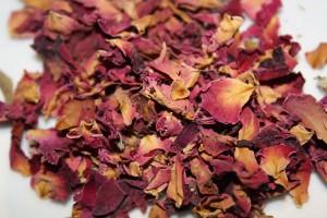Rose Buds nad Petals