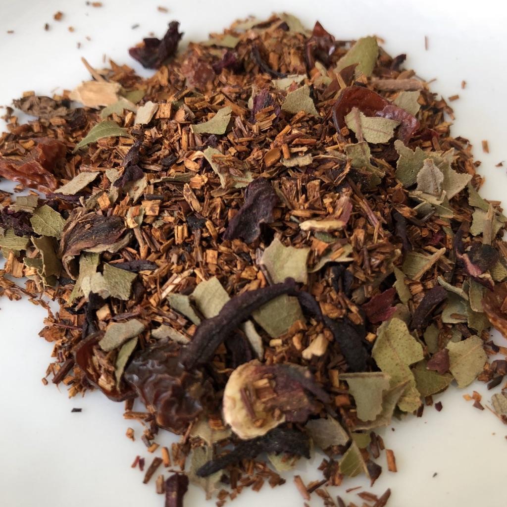 Organic Passion Fruit Rooibos Tea