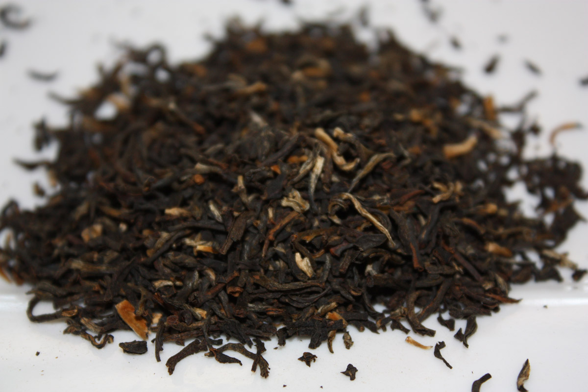 Organic China Mist Black Tea by The Path of Tea
