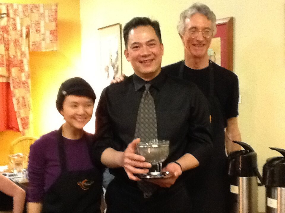 2014 Tea Blending Contest Winner Heaven and Earth Tea