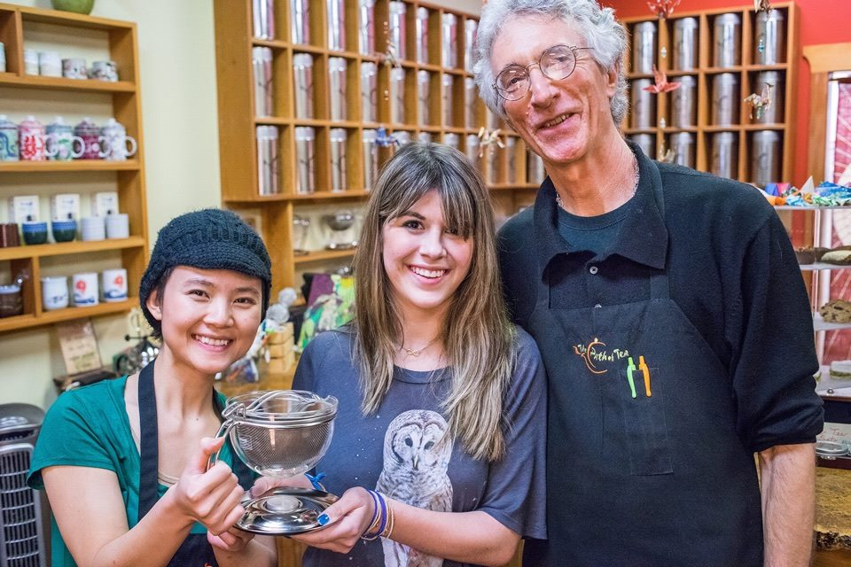2015 Tea Blending Contest Winner Brette Seffens Princess Peach Tea