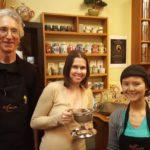 2016 Tea Blending Contest Winner Lemon Rose