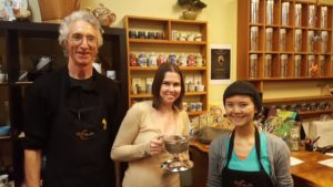 2016 Tea Blending Contest Winner Lemon Rose