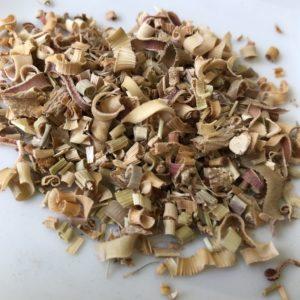 Organic Ginger Lemongrass Tea