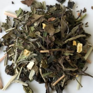 Organic Peach Lemon Bumble Tea