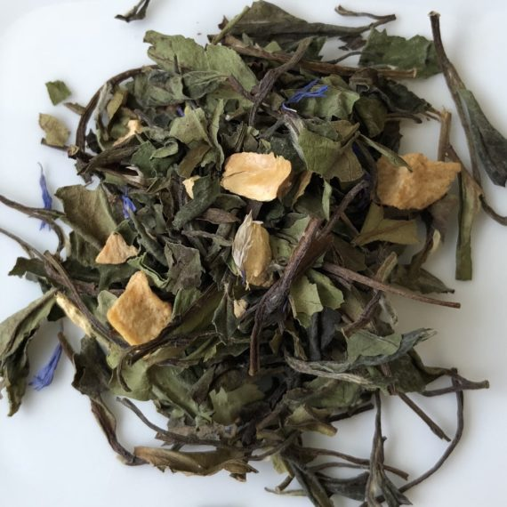 Organic White Ginger Tea