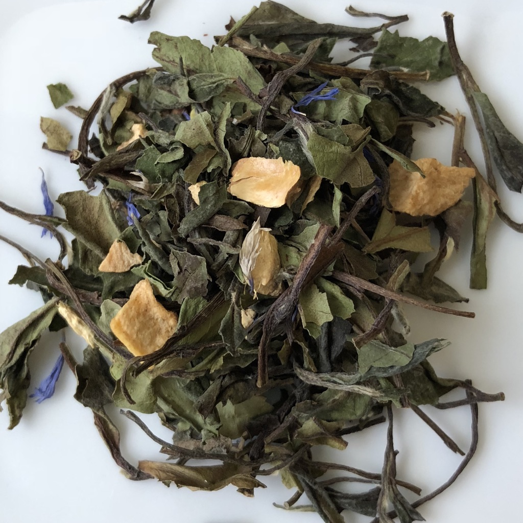 Organic White Ginger Tea