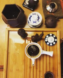 Gong Fu Tea Service with Harry B-Happy