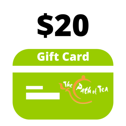 sample of gift card